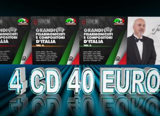 ITALIANISSIMA TV E LE EDIZIONI MUSICALI FARFALLINA PRESENTANO GRANDI FISARMONICISTI E COMPOSITORI D'ITALIA