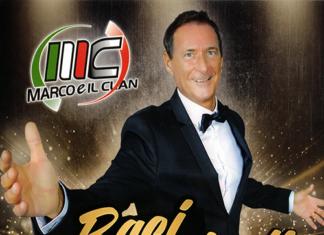 MARCO E IL CLAN CD BACI ARDENTI NUOVO CD 2021