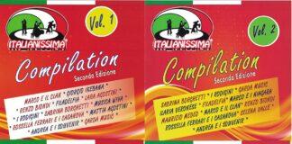 ITALIANISSIMA COMPILATION 2 4 CD