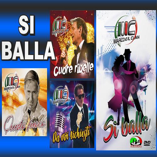 MARCO E IL CLAN OFFERTA CD DVD SI BALLA