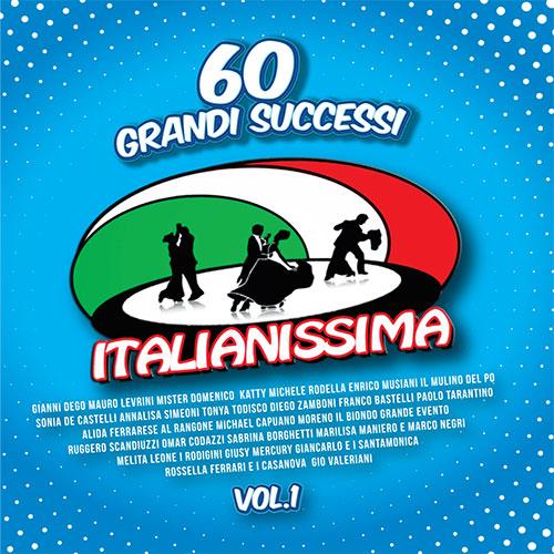 ITALIANISSIMA CD-VOL-1-GRANDI SUCCESSI