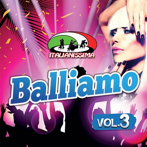 ITALIANISSIMA BALLIAMO CD 3