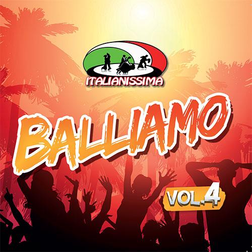 ITALIANISSIMA BALLIAMO CD 4