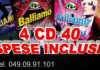 BALLIAMO ITALIANISSIMA 4 CD