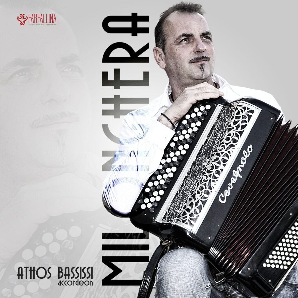 ATHOS BASSISSI CD MILONGHERA